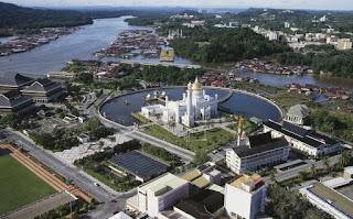 Ibukota Brunei Darussalam