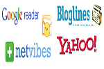 Los distintos servicios de lectura de feeds