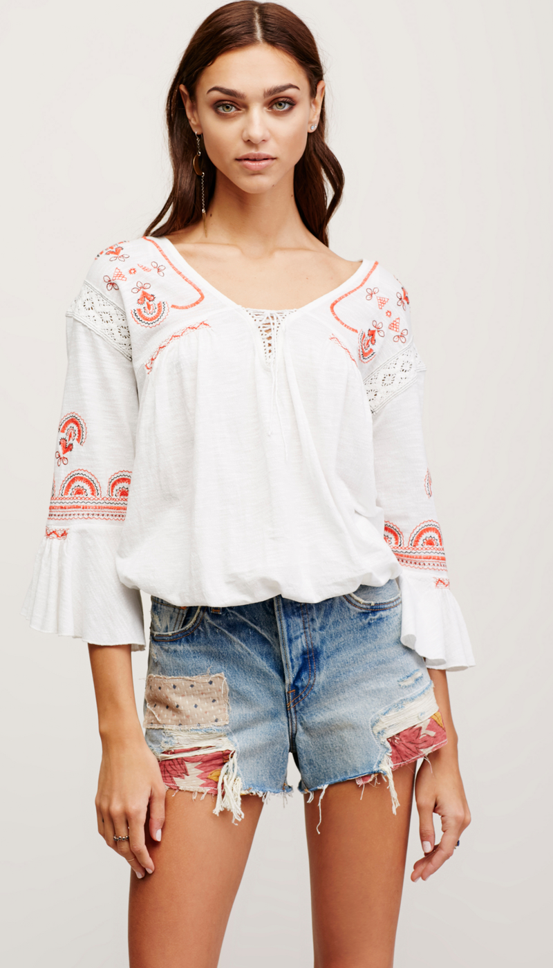 Free People Chiquita Top