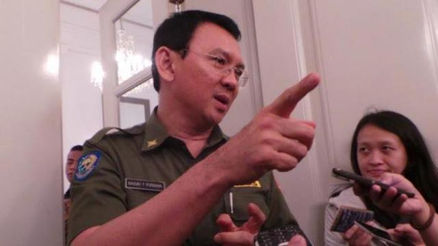Ahok: Banyak Parpol yang Tak Bayar Sewa Lahan Pemprov DKI!!!!