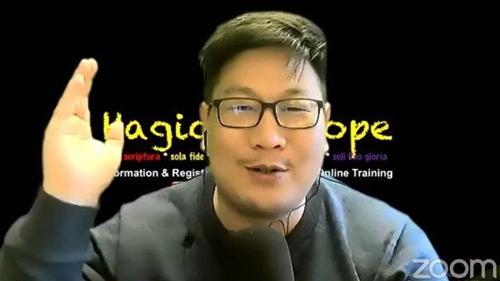Sentil Menag dan Ketua MUI, Jozeph Paul Zhang: Wah Cetek Sekali Iman Kalian