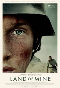 Land of Mine - Minsko polje 2015 Filmske recenzije