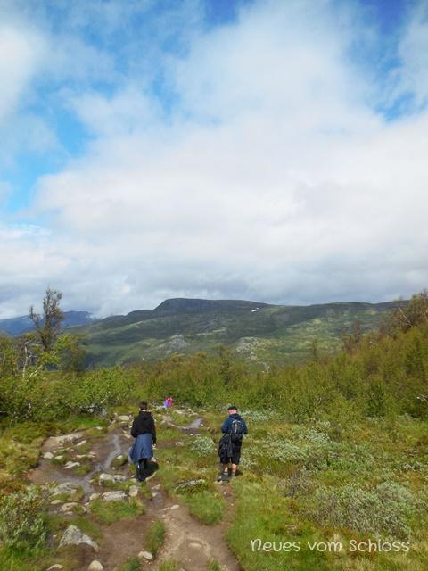 Mabodalen, Eidfjord, Norwegen- neuesvomschloss