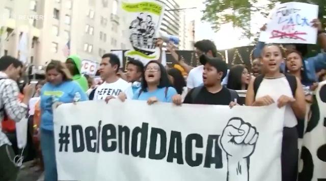 U.S. Senate showdown over 'Dreamer' immigrants seen Thursday