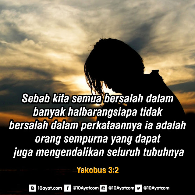 Yakobus 3:2