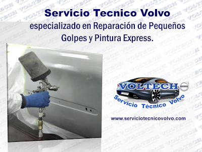 Latoneria y Pintura Volvo Bogota