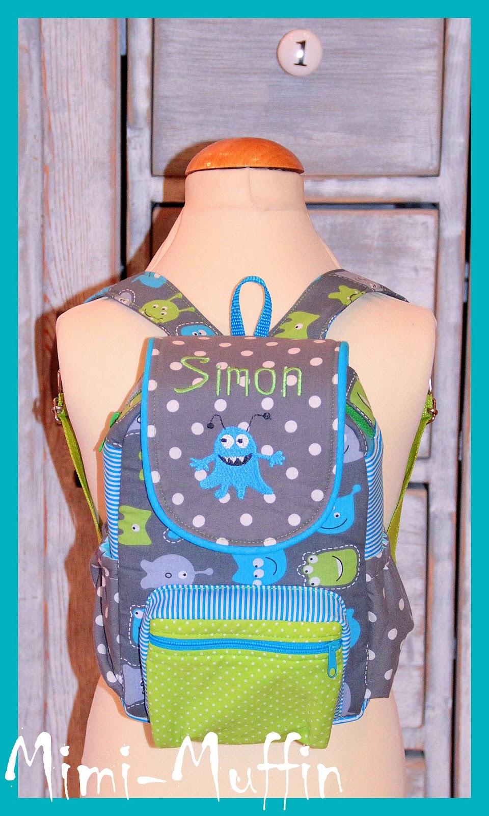 Mimi muffin monsterm iger piggyback kindergart - Piratenzimmer deko ...