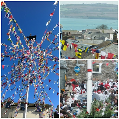 'Obby 'Oss day in Padstow