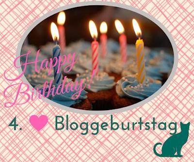 4. Bloggeburtstag