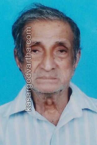 Kerala, News, Obituary, Death, Kasargod, Cheruvathur, Cheruvathur E K Raman passes away.