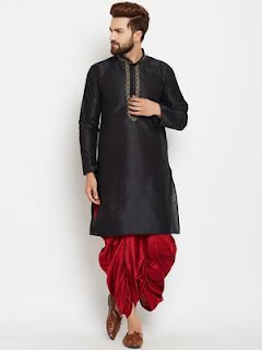 Fashionable Classy Men's Kurta Set