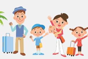 Cara Jalan Jalan Membawa Anak Kecil Balita
