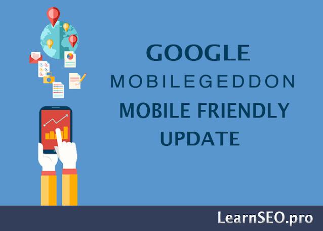 Mobilegeddon Update