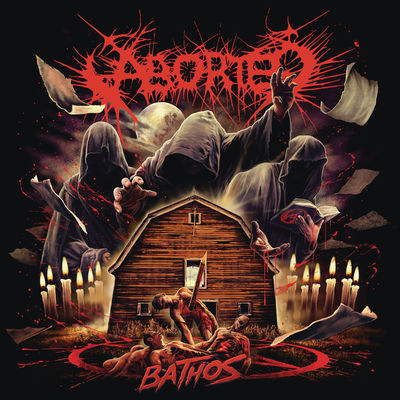 Aborted - Bathos (2017) - Album Download, Itunes Cover, Official Cover, Album CD Cover Art, Tracklist