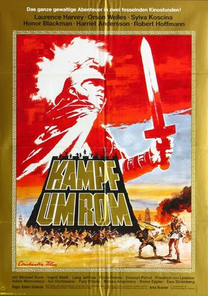 Kampf um Rom I (1968) ταινιες online seires oipeirates greek subs