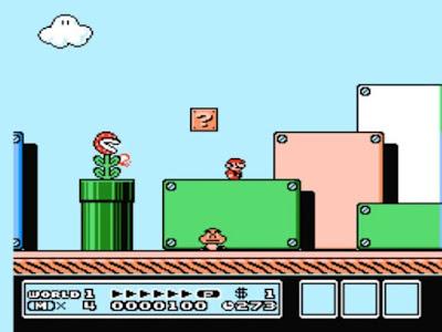 Super Mario Bros 3 en tu Nintendo Nes mini