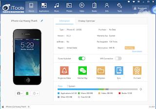 تحميل برنامج iTools for Windows بديل برنامج ITunes