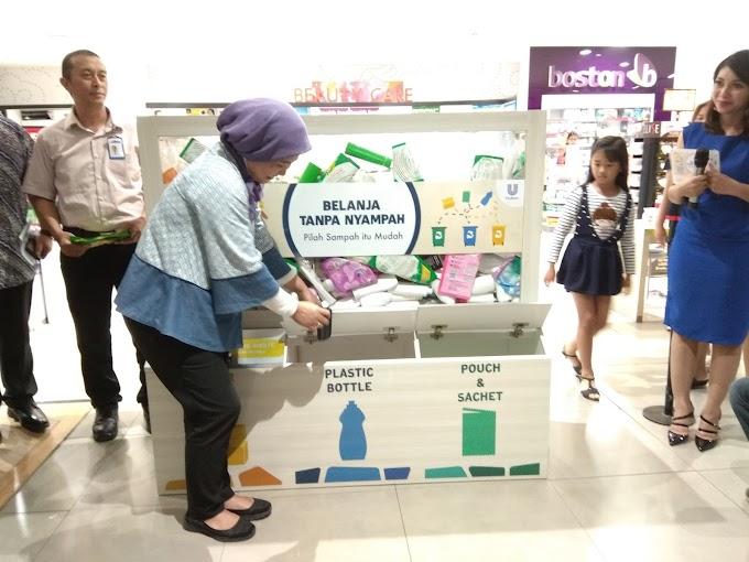 """Mengurangi Sampah Di Daratan Dan Lautan Dengan Kampanye 'Belanja Tanpa Nyampah, Pilah Sampah Itu Mudah"""""""
