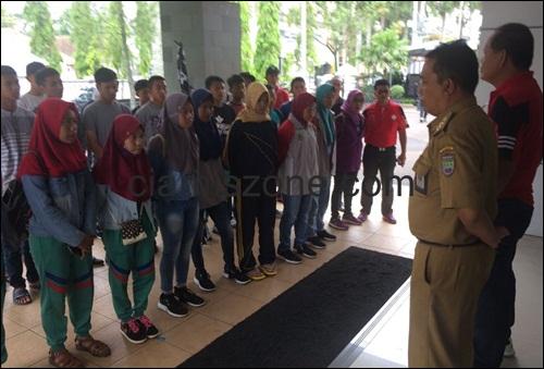 KOTI Ciamis Targetkan Juara Umum Oltrad Gubernur Cup