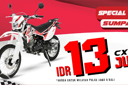 Viar Cross X 150 Lagi Hot Promo.....