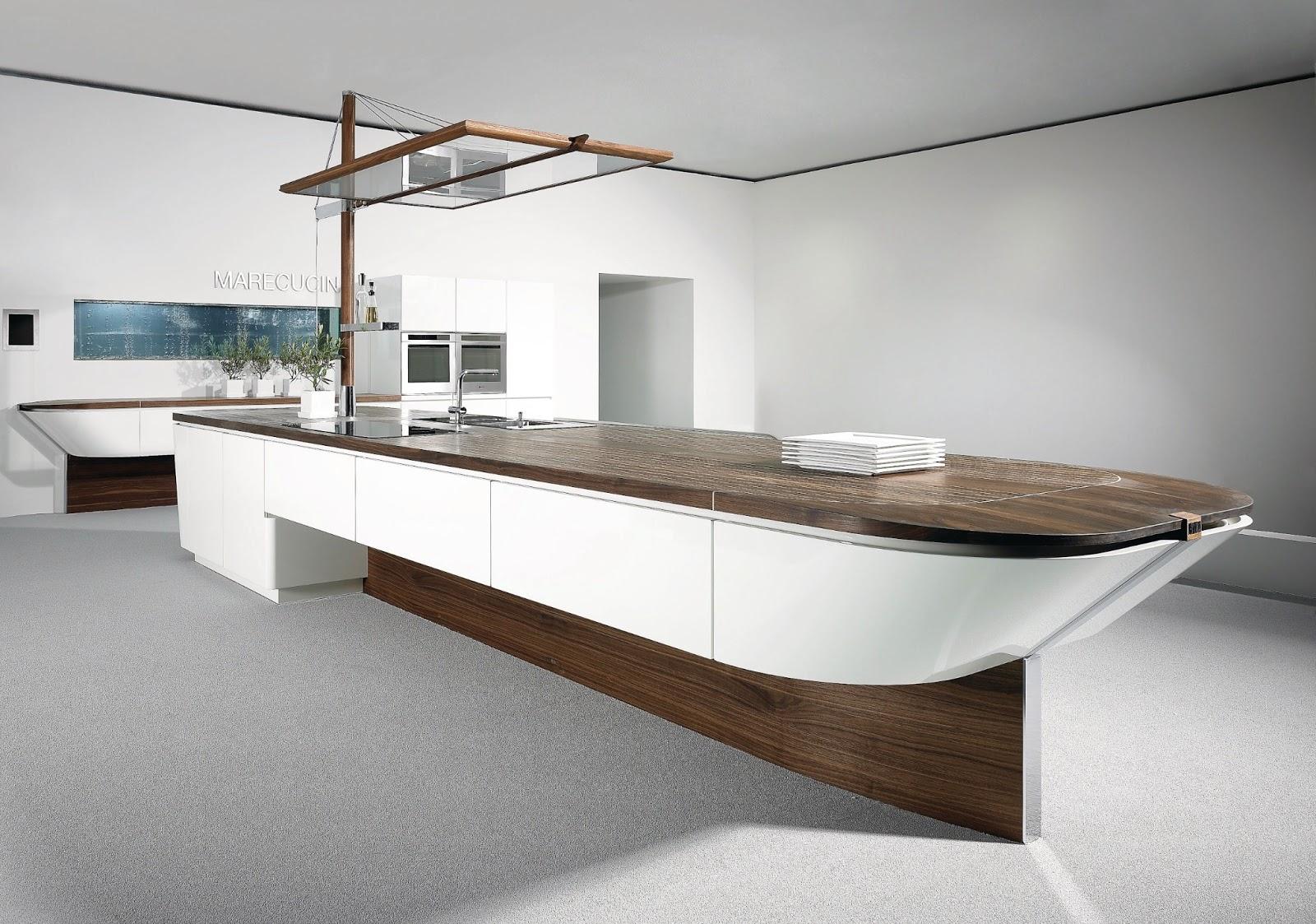 cuisine concept marin par alno. Black Bedroom Furniture Sets. Home Design Ideas