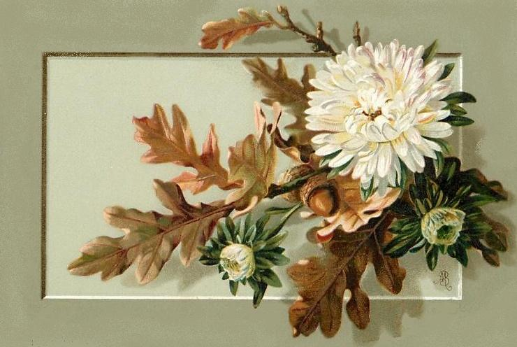 bumble button: The Best Antique Fall Postcards.Free Clip ...
