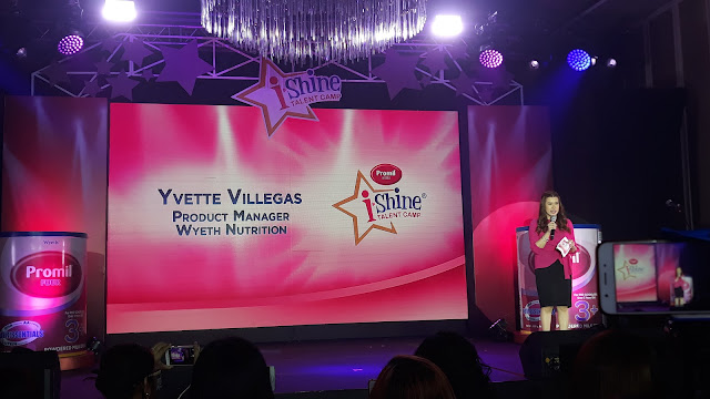 Yvette Villegas, the brand manager of PROMIL® Four,