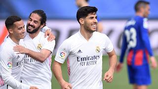 بث مباشر.. مشاهدة مباراة ريال مدريد ضد ريال بيتيس اليوم السبت في الدوري الاسباني