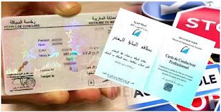 كيف يمكنني الحصول على بطاقة السائق المهني؟ لكل من يرغب في العمل كسائق أو سائق سيارة أجرة