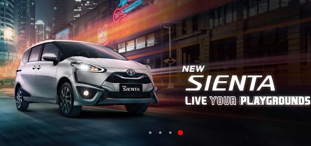 11 Pilihan Harga Mobil Toyota Terbaru ada SUV,MPV, Sedan, dan Hatchback