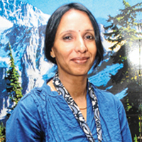 First Indian Mom On The Highest Roof Of The World