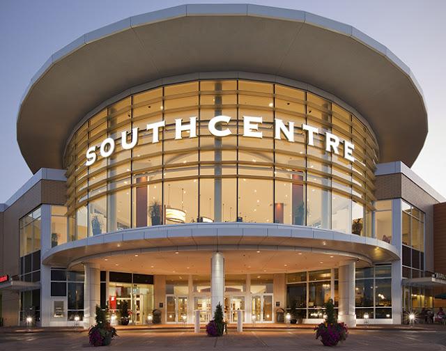 Southcentre Mall em Calgary