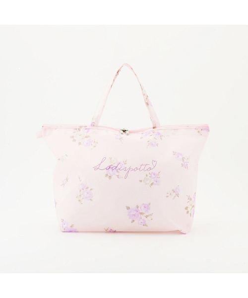 lodispotto white floral bag