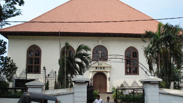 Gereja Sion