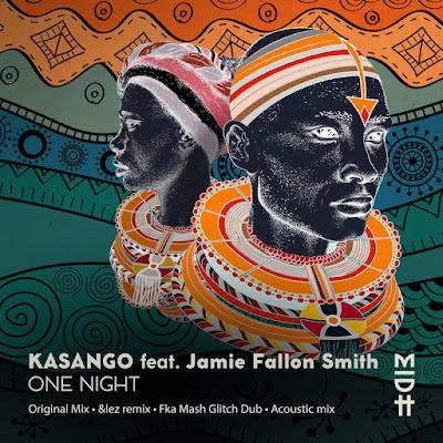 Kasango, Jamie Fallon Smith - One Night [EP]