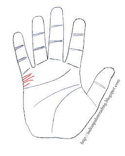 MANY MARRIAGE LINES ON HAND PALMISTRY