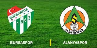 Aytemiz Alanyaspor - BursasporCanli Maç İzle 06 Nisan 2019