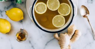Lemon Ginger Infusion