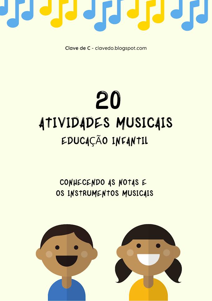 Atividades Musicais para Crianças
