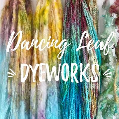 cascading yarn and logo