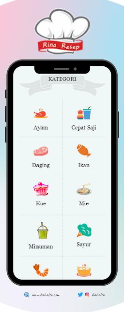 Kategori Resep Masakan Rinaresep.com