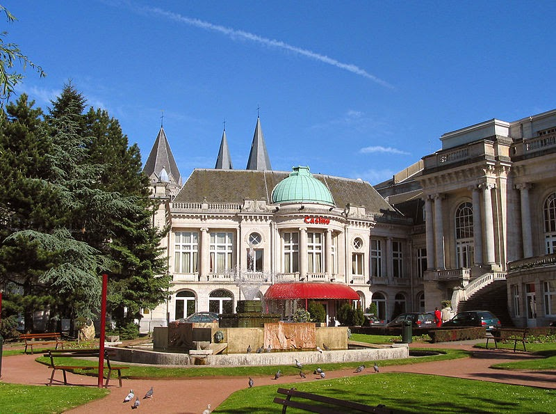 10 Best Places to Holiday in Belgium (100+ Photos) | The Casino in Spa