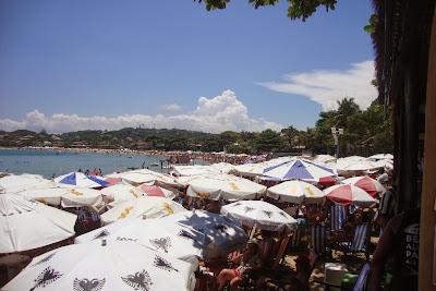 Praia da Ferradura, em Búzios - RJ