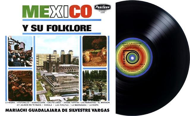 MEXICO Y SU FOLKLORE