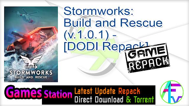 Stormworks Build and Rescue (v.1.0.1) – [DODI Repack]