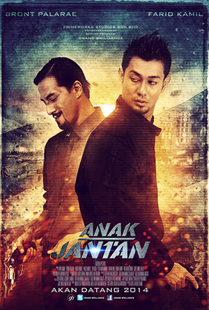 Tonton Anak Jantan Full Movie