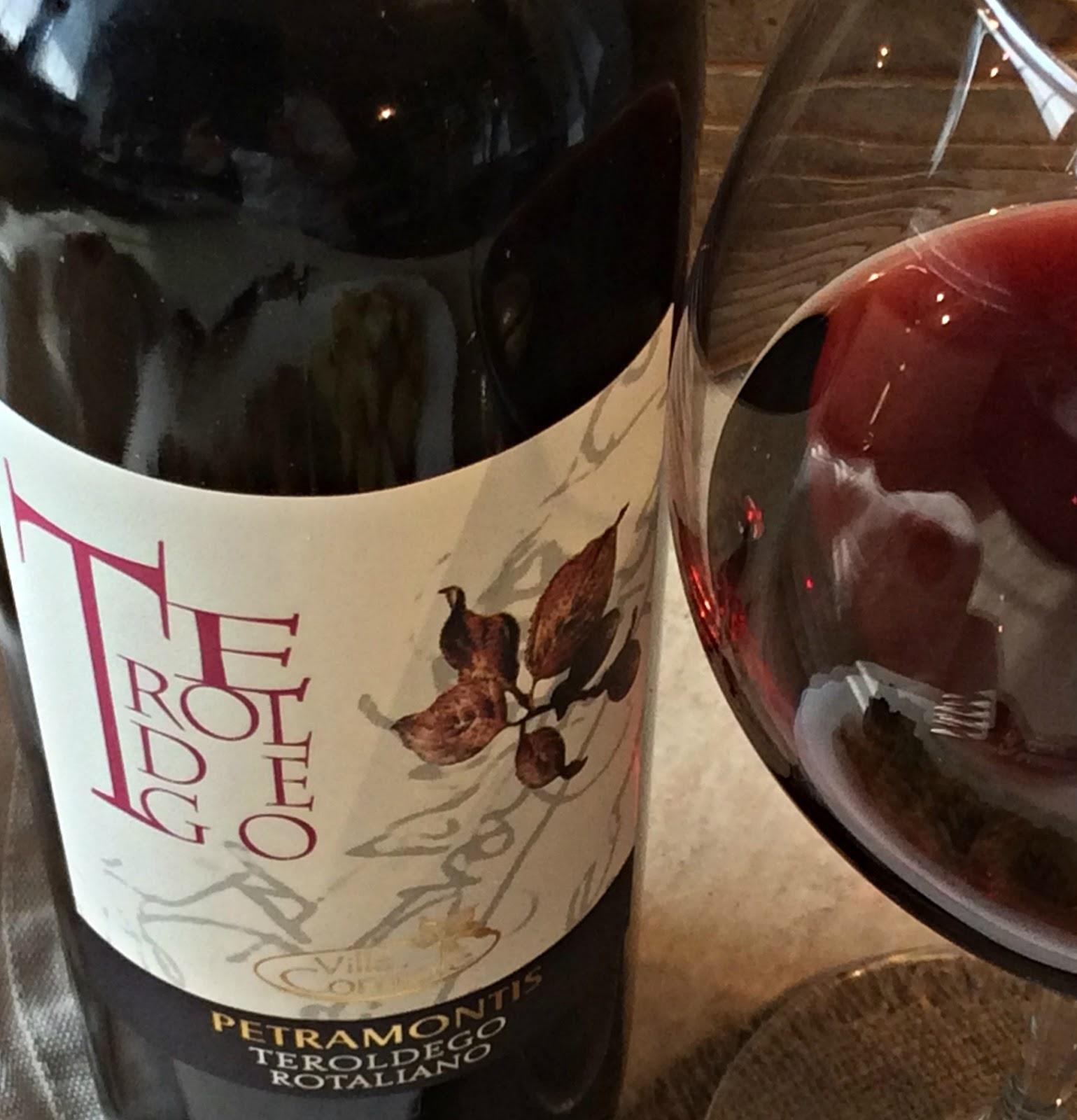 vino trentino teroldego rotaliano petramontis