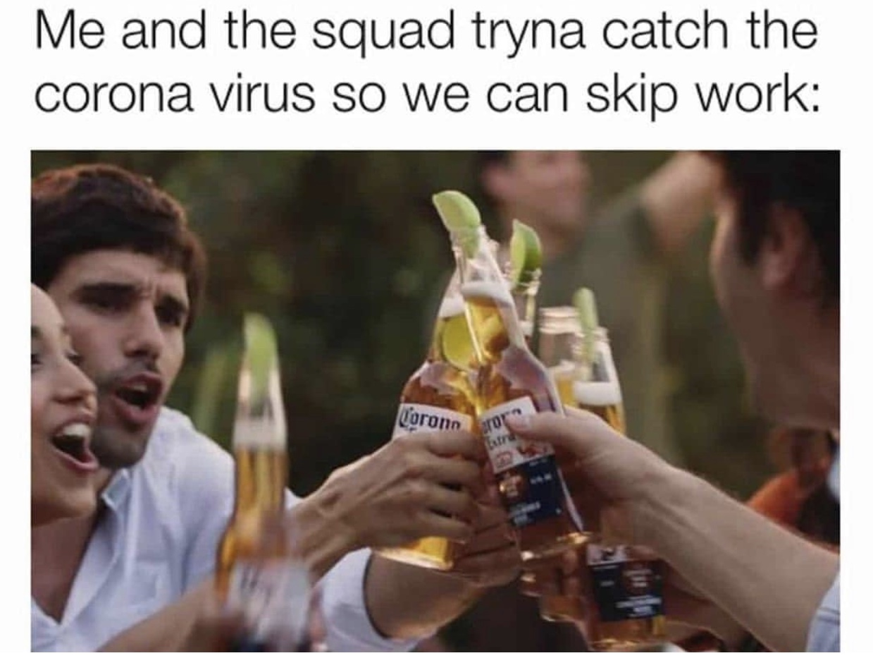 Top 10 Funniest Coronavirus Memes, Jokes & Quotes To Get You Through Self-Isolation