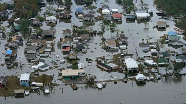 43 Orang Tewas Usai Banjir Bandang di New York AS, Mayoritas Terjebak di Rumah