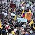 Dezenove pessoas morrem em manifestações contra reforma tributária na Colômbia